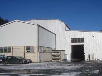 Industrial park,<br /> Brilon