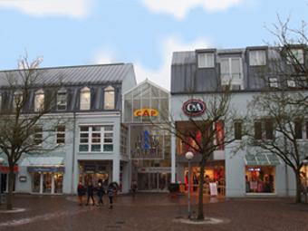 Multi-functional center,<br /> Saarbrücken