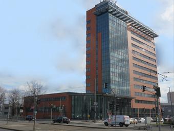 Office bulding,<br /> Frankfurt am Main